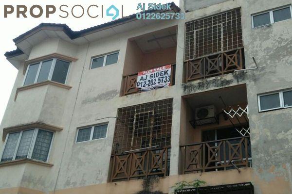 For Sale Apartment at Taman Nilai Perdana, Nilai Freehold Unfurnished 3R/2B 90k