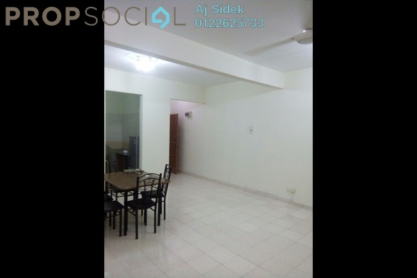 For Rent Apartment at Permai Putera, Ampang Leasehold Semi Furnished 3R/2B 1.6k