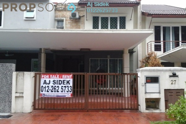 For Sale Terrace at Sering Ukay, Ukay Freehold Semi Furnished 5R/5B 1.18m