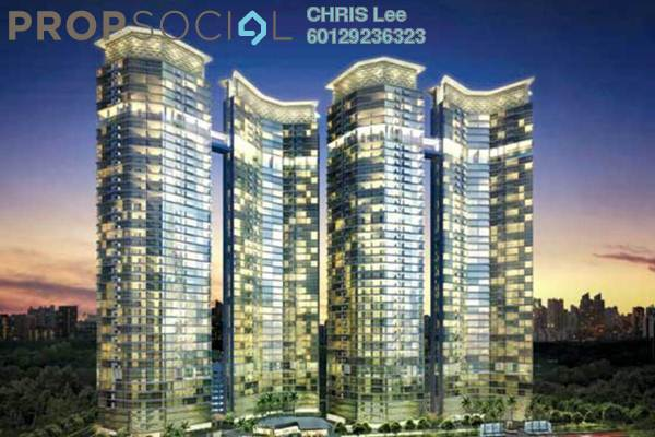 For Sale Condominium at Setia Sky Residences, KLCC Freehold Fully Furnished 3R/3B 1.38m