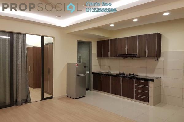 For Sale SoHo/Studio at You One, UEP Subang Jaya Freehold Semi Furnished 1R/1B 525k