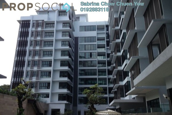 For Rent Condominium at Sastra U-Thant, Ampang Hilir Freehold Fully Furnished 5R/4B 6k
