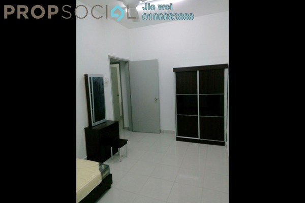 For Rent Condominium at Ivory Residence, Kajang Freehold Semi Furnished 3R/2B 1.6k