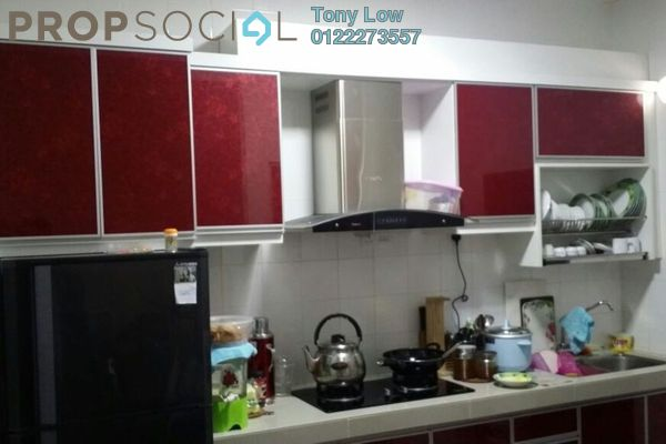 For Sale Terrace at Saujana Puchong, Puchong Leasehold Semi Furnished 4R/3B 430k