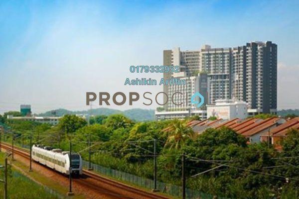 For Rent SoHo/Studio at Univ 360 Place, Seri Kembangan Leasehold Fully Furnished 0R/1B 1.4k