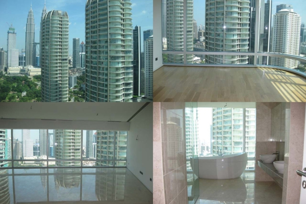 For Sale Condominium at The Avare, KLCC Freehold Semi Furnished 4R/2B 3.3m
