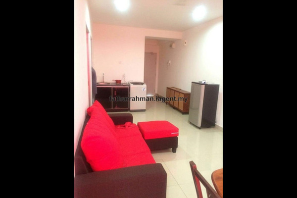 For Sale Serviced Residence at Menara U2, Shah Alam Leasehold Unfurnished 2R/1B 340k