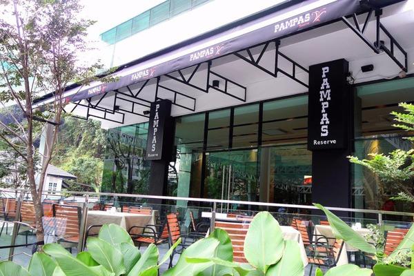 For Sale Condominium at Suasana Bukit Ceylon, Bukit Ceylon Freehold Semi Furnished 3R/2B 1.22m