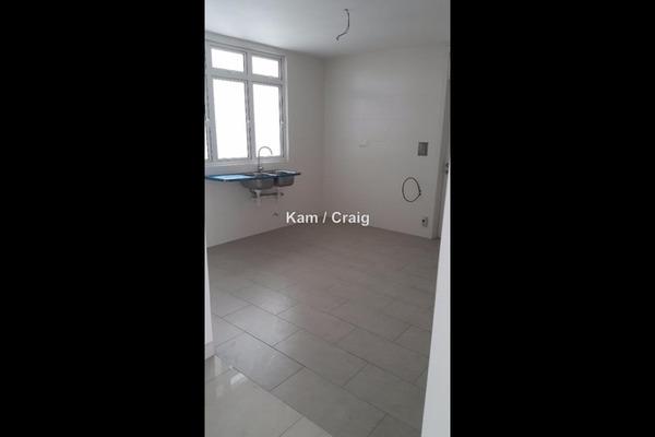 For Sale Condominium at Ceriaan Kiara, Mont Kiara Leasehold Semi Furnished 4R/3B 1.1m