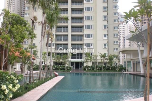 For Rent Condominium at Mont Kiara Banyan, Mont Kiara Leasehold Semi Furnished 2R/2B 4k