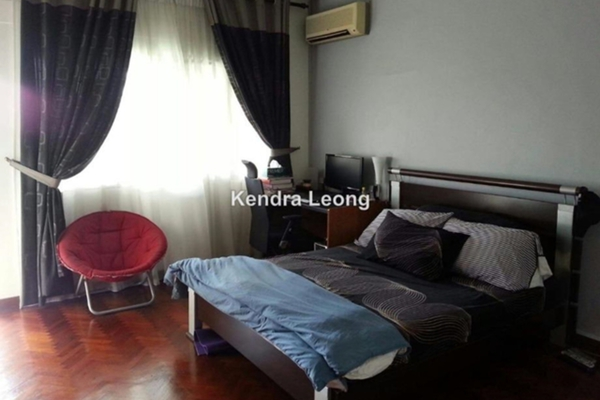 For Sale Bungalow at Section 21, Petaling Jaya Freehold Semi Furnished 4R/2B 2.1m