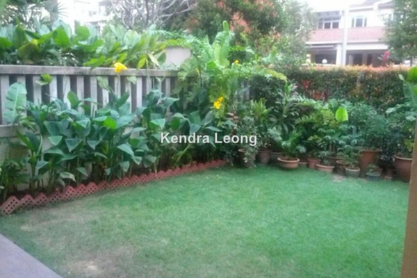 For Sale Bungalow at Villa Aseana, Mont Kiara Freehold Semi Furnished 5R/5B 3.1m
