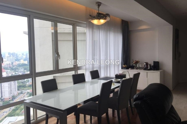 For Sale Condominium at Kiaraville, Mont Kiara Leasehold Semi Furnished 4R/6B 1.7m