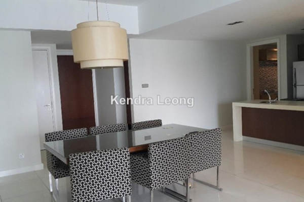 For Sale Condominium at Tiffani Kiara, Mont Kiara Leasehold Semi Furnished 3R/4B 1.35m