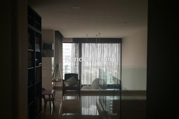 For Sale Duplex at Lumina Kiara, Mont Kiara Leasehold Semi Furnished 4R/5B 1.65m