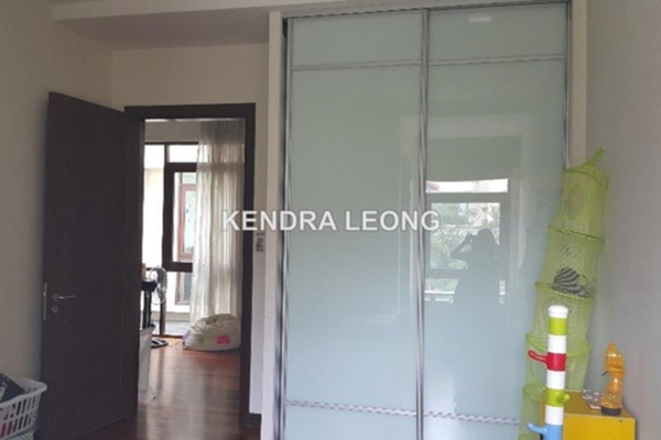 For Rent Villa at Kiara Hills, Mont Kiara Freehold Semi Furnished 5R/6B 8.5k