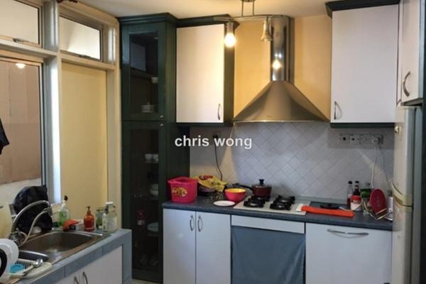 For Rent Apartment at Goodyear Court 10, UEP Subang Jaya Freehold Semi Furnished 3R/2B 1.4k