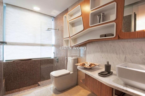 For Sale Condominium at VERVE Suites, Mont Kiara Freehold Semi Furnished 2R/2B 1.1m