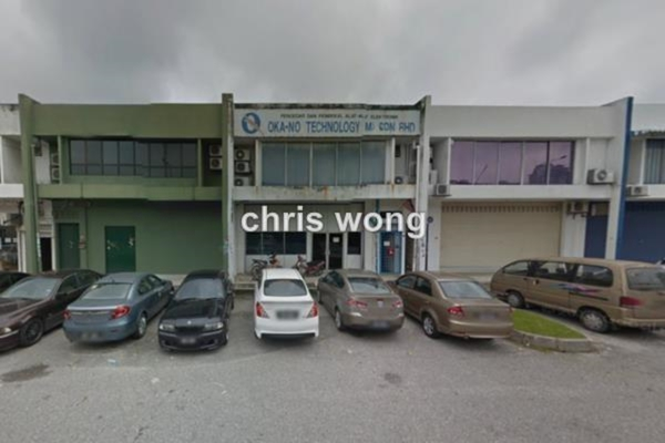 For Sale Factory at PJS 11, Bandar Sunway Freehold Unfurnished 0R/0B 2.2m