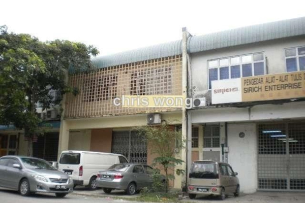For Sale Factory at Taming Jaya Industrial Park, Balakong Freehold Unfurnished 0R/0B 3m