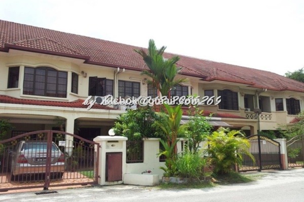 For Sale Terrace at Avenue 23, Sunway Damansara Leasehold Semi Furnished 4R/3B 1.25m