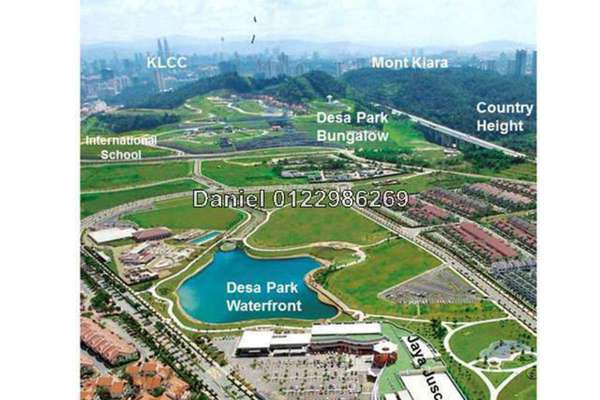 For Sale Land at Country Heights Damansara, Kuala Lumpur Leasehold Unfurnished 0R/0B 2.6m