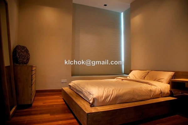 For Sale Duplex at Sunway Vivaldi, Mont Kiara Leasehold Semi Furnished 4R/5B 3.25m