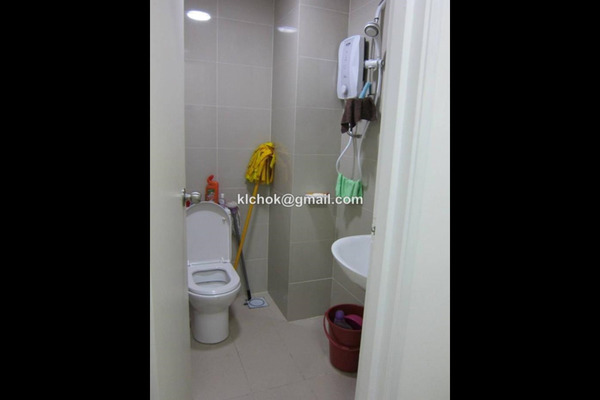 For Sale SoHo/Studio at The Scott Garden, Old Klang Road Leasehold Semi Furnished 1R/1B 450k