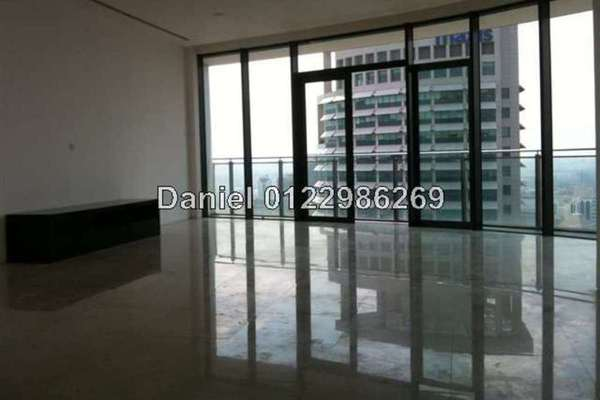 For Sale Condominium at K Residence, KLCC Leasehold Semi Furnished 3R/5B 3.72m