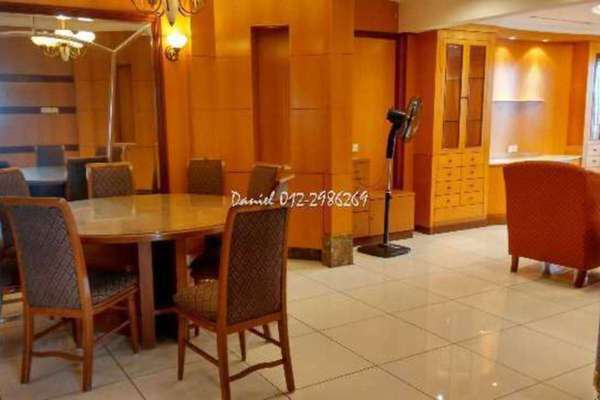 For Sale Condominium at Lanai Kiara, Mont Kiara Leasehold Semi Furnished 4R/5B 1.8m