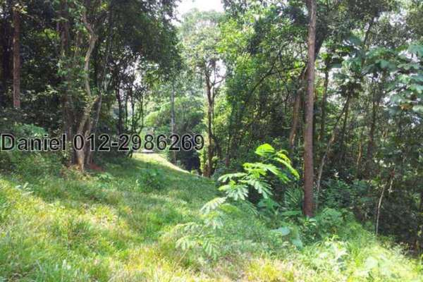 For Sale Land at Taman Melawati, Melawati Leasehold Unfurnished 0R/0B 16.5m