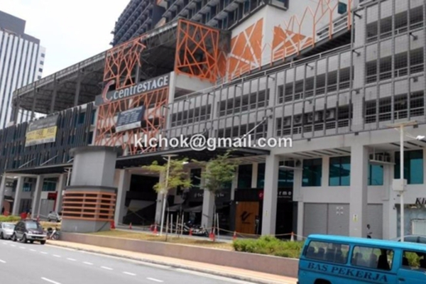For Sale Shop at Centrestage, Petaling Jaya Leasehold Unfurnished 0R/0B 180k