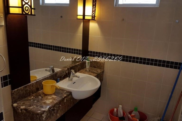 For Rent Serviced Residence at Seri Bukit Ceylon, Bukit Ceylon Leasehold Semi Furnished 1R/1B 1.8k