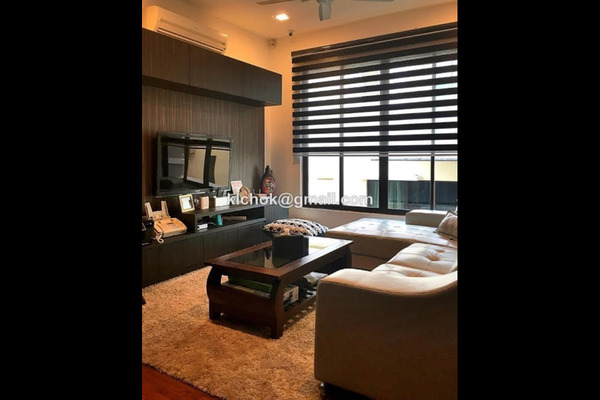 For Sale Semi-Detached at Kiara View, Mont Kiara Leasehold Semi Furnished 5R/6B 2.9m
