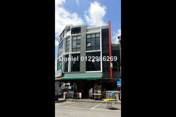 For Sale Shop at The Core, Kota Damansara Leasehold Unfurnished 0R/0B 6m
