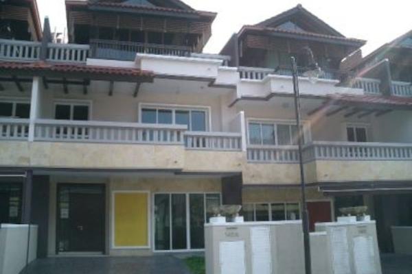 For Sale Terrace at Duta Tropika, Dutamas Freehold Semi Furnished 5R/4B 4.2m