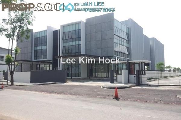For Sale Factory at Bandar Puncak Alam, Kuala Selangor Leasehold Unfurnished 0R/0B 5.3m