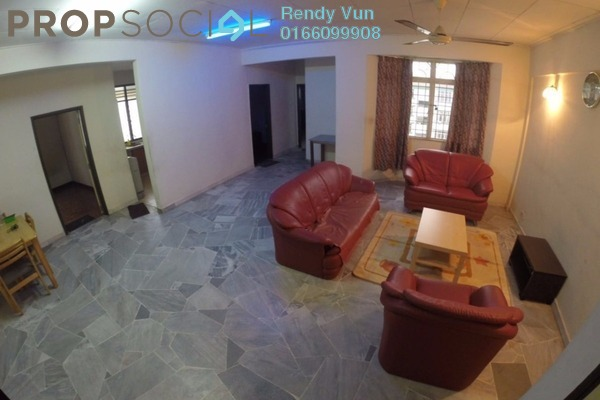 For Sale Apartment at Goodyear Court 10, UEP Subang Jaya Freehold Fully Furnished 3R/2B 440k