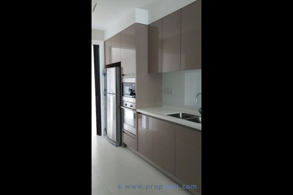 For Rent Condominium at Sastra U-Thant, Ampang Hilir Freehold Unfurnished 3R/2B 7k