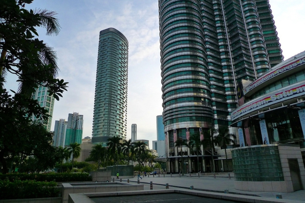 For Rent Condominium at K Residence, KLCC Freehold Unfurnished 2R/1B 7k