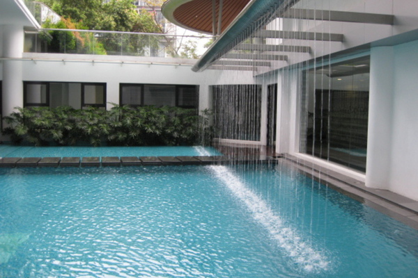 For Rent Condominium at Gallery U-Thant, Ampang Hilir Freehold Semi Furnished 3R/2B 11.5k