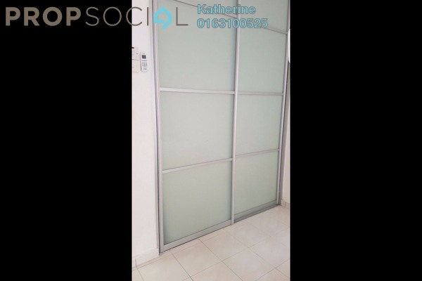 For Sale Apartment at Angsana Apartment, Bandar Mahkota Cheras Freehold Semi Furnished 3R/2B 256k