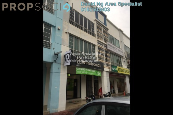 For Rent Shop at Eramas, Setia Alam Freehold Fully Furnished 0R/0B 4.2k