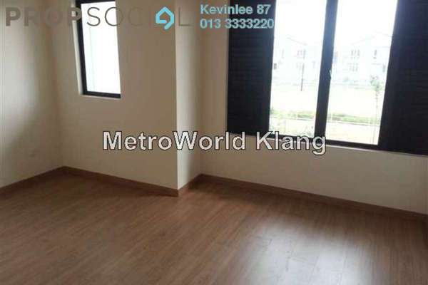 For Sale Terrace at Bayuemas, Klang Freehold Unfurnished 4R/3B 720k