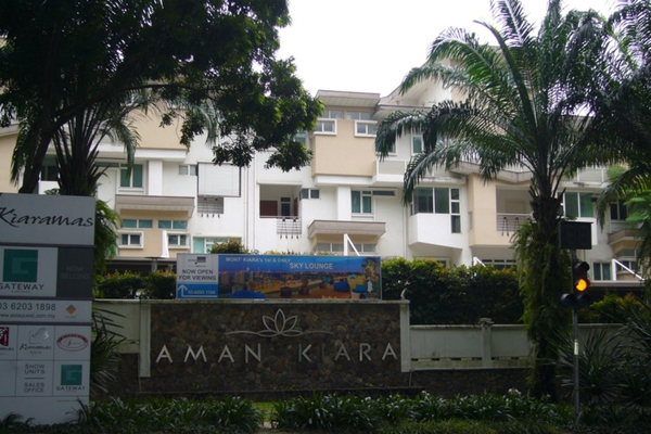 For Rent Bungalow at Aman Kiara, Mont Kiara Freehold Unfurnished 5R/3B 14k