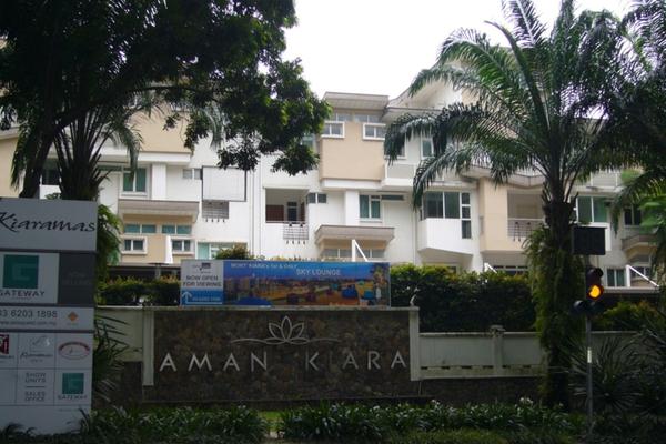 For Rent Bungalow at Aman Kiara, Mont Kiara Freehold Unfurnished 5R/3B 14k