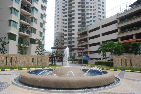 For Rent Condominium at Changkat Kiara, Dutamas Freehold Semi Furnished 4R/2B 14k