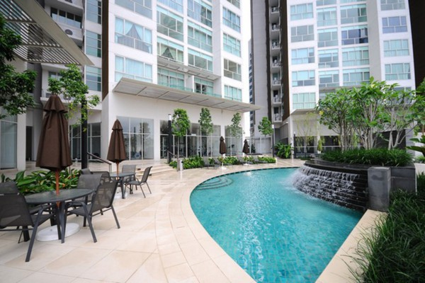 For Rent Condominium at Suasana Sentral Loft, KL Sentral Freehold Unfurnished 3R/2B 4.9k