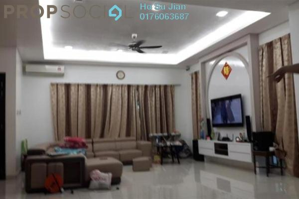 For Sale Semi-Detached at Perdana Lakeview East, Cyberjaya Freehold Fully Furnished 6R/6B 1.95m