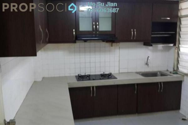 For Sale Apartment at Cheras Perdana, Cheras South Freehold Semi Furnished 4R/2B 290k